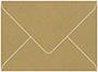 Natural Kraft A6 Envelope 4 3/4 x 6 1/2 - 50/Pk