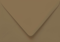Gmund #06 Walnut Outer #7 Envelope 5 1/2 x 7 1/2  - 68 lb - 50/Pk