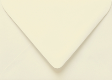 Gmund #07 Wedding Cream Outer #7 Envelope 5 1/2 x 7 1/2  - 91 lb - 50/Pk