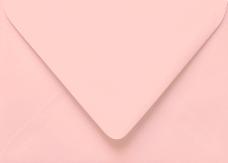 Gmund #11 Rosa A2 Envelopes 4 3/8 x 5 3/4 - 68 lb - 50/Pk