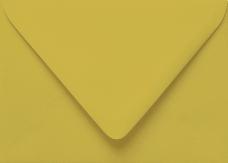 Gmund #28 Chartreuse Outer #7 Envelope 5 1/2 x 7 1/2  - 68 lb - 50/Pk