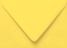 Gmund #31 Canary Outer #7 Envelope 5 1/2 x 7 1/2  - 68 lb - 50/Pk