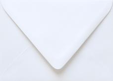 Gmund #99 Snow White Outer #7 Envelope 5 1/2 x 7 1/2  - 81 lb - 50/Pk