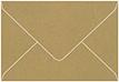 Natural Kraft A8 Envelope 5 1/2 x 8 1/8 - 50/Pk