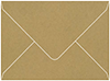 Natural Kraft Outer #7 Envelope 5 1/2 x 7 1/2 - 50/Pk