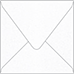 Metallic Snow Square Envelope 2 3/4 x 2 3/4 - 50/Pk