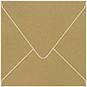 Natural Kraft Square Envelope 4 1/4 x 4 1/4 - 50/Pk