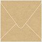 Grocer Kraft Square Envelope 4 1/4 x 4 1/4 - 50/Pk