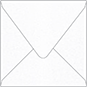 Metallic Snow Square Envelope 4 1/4 x 4 1/4 - 50/Pk