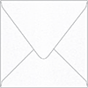 Metallic Snow Square Envelope 5 1/2 x 5 1/2 - 50/Pk
