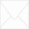 Bright White Dutch Felt Square Envelope 5 1/2 x 5 1/2 - 50/Pk