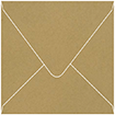 Natural Kraft Square Envelope 6 x 6 - 50/Pk