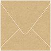 Grocer Kraft Square Envelope 6 x 6 - 50/Pk