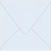 Blue Feather Square Envelope 6 x 6 - 50/Pk