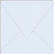 Blue Feather Square Envelope 6 1/2 x 6 1/2 - 50/Pk