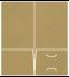 Pocket Folders<br>4 x 9 - 10/Pk