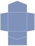 Adriatic Pocket Invitation Style B2 (6 1/4 x 6 1/4) 10/Pk
