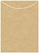 Grocer Kraft Jacket Invitation Style A4 (3 3/4 x 5 1/8)
