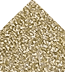 Mirri Sparkle Champagne 6 x 9 Envelope Liner (for 6 x 9 envelopes) - 25/Pk
