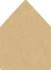 Grocer Kraft 6 1/2 x 6 1/2 Liner (for 6 1/2 x 6 1/2 envelopes) - 25/Pk