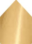 Mirri Mirror Gold 6 1/2 x 6 1/2 Liner (for 6 1/2 x 6 1/2 envelopes) - 25/Pk