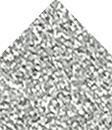Mirri Sparkle Silver A7 Liner (for A7 envelopes) - 25/Pk