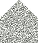 Mirri Sparkle Silver A9 Liner (for A9 envelopes) - 25/Pk