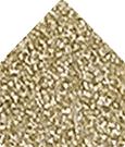 Mirri Sparkle Champagne Outer #7 Envelope Liner (for Outer #7 envelopes) - 25/Pk