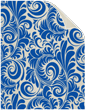 Nature Navy Cover 8 1/2 x 11 - 25/Pk