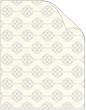 Rococo Grey Cover 8 1/2 x 11 - 25/Pk