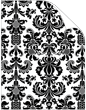 Victoria Black & White Cover 8 1/2 x 11 - 25/Pk