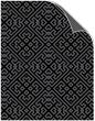 Maze Noir Cover 8 1/2 x 11 - 25/Pk