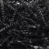 Black Crinkle Paper 1 lb