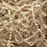 Ivory Crinkle Paper 1 lb