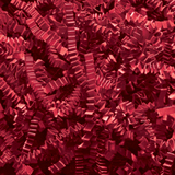 Red Crinkle Paper 1 lb