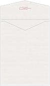 Linen Natural White Thick-E-Lope Style A3 (5 1/4 x 7 1/8) - 10/Pk