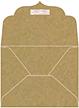 Natural Kraft Thick-E-Lope Style B1 (5 1/4 x 3 3/4)10/Pk