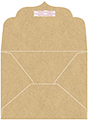 Grocer Kraft Thick-E-Lope Style B2 (5 3/4 x 4 1/2 ) 10/Pk