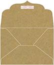 Natural Kraft Thick-E-Lope Style B3 (7 1/2 x 5 1/2 ) 10/Pk