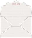 Linen Natural White Thick-E-Lope Style B3 (7 1/2 x 5 1/2 ) 10/Pk