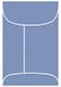 Adriatic Mini Top Open Envelope 2 1/4 x 3 1/2 - 50/Pk