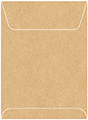 BGrocer Kraft Top Open Envelope 5 1/2 x 7 1/2 - 50/Pk